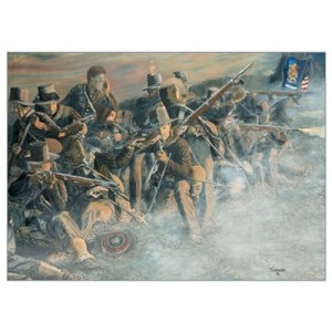 civil_war_print_iron_brigade_at_brawner_farm