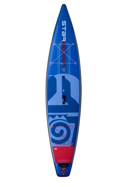 """starboard iSUP 11'6""""x30""""x6"""" TOURING DELUXE DC"""