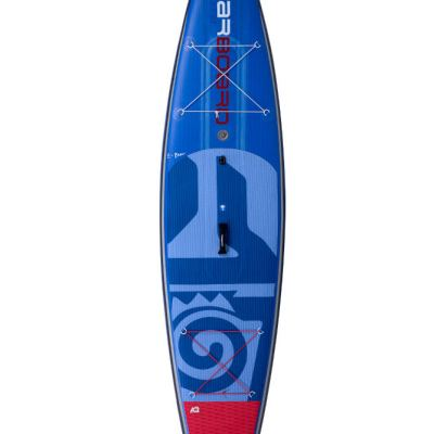"starboard iSUP 11'6""x30""x6"" TOURING DELUXE DC"