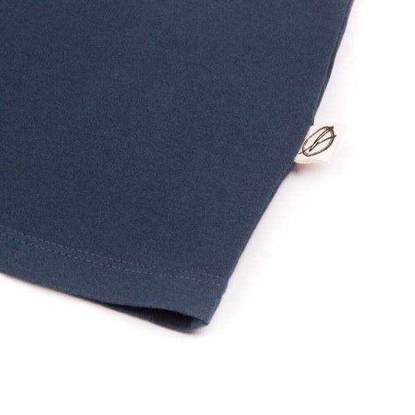 bleed-clothing-1645f-pineapple-t-shirt-damen-dunkelblau-detail-03