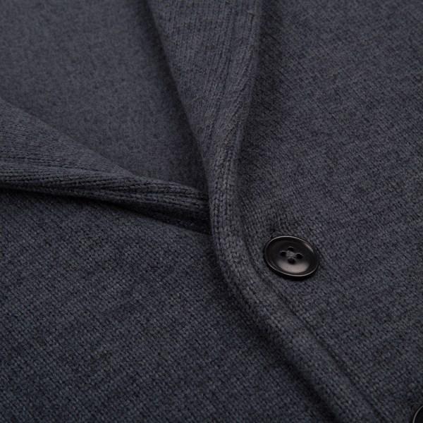 bleed-clothing-1773f-polartec-coat-ladies-dark-grey-detail-02