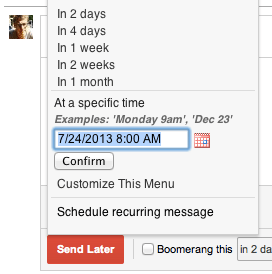 boomerang-schedule-email
