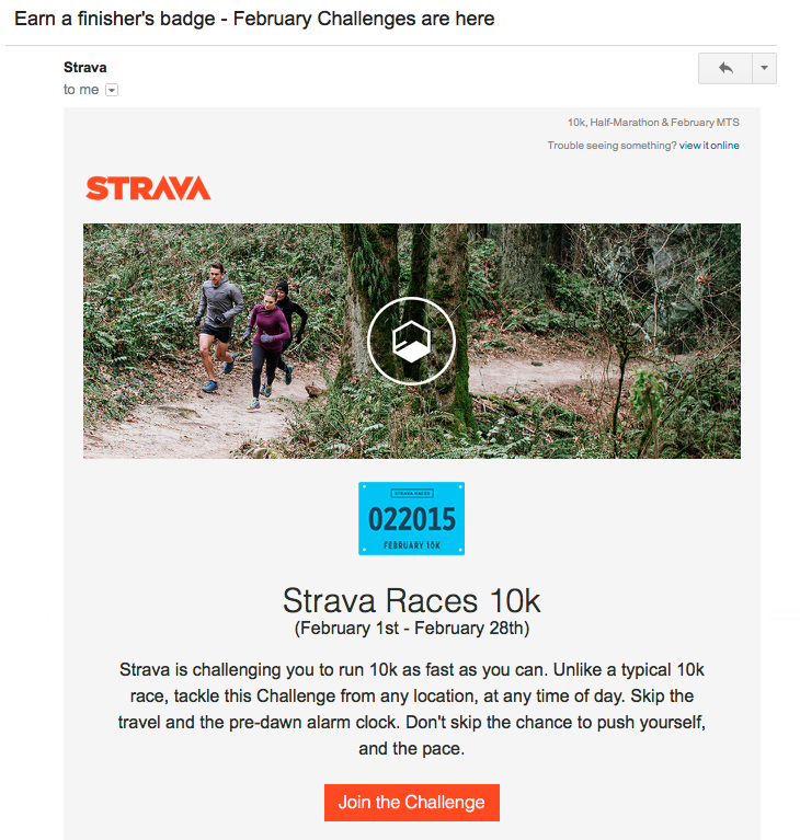strava squeeze email