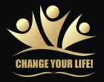 Change Your Life! Happy figures.