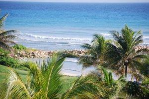 Jamaican beach scene for HypnoMeditation