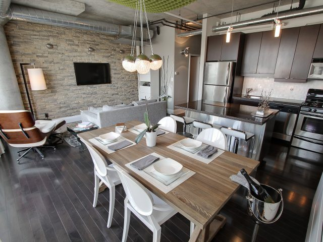 executive loft lease in king west 32 stewart 702