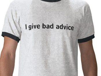 Bad Real Estate advice