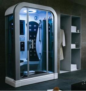 Extravagant bathroom reno