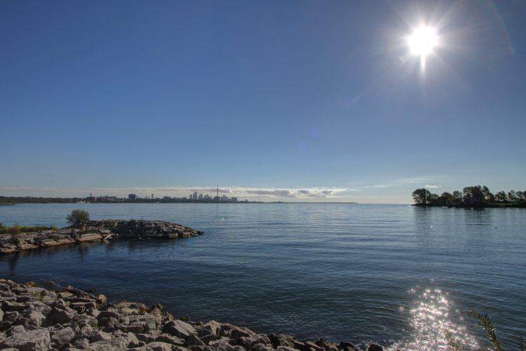 Etobicoke waterfront