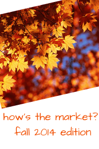 how's the market-3