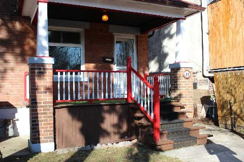 4 bedroom home in High Park - perfect for the renovator!