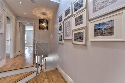 68 Wolseley Street Toronto House for Sale BREL Crush of the Week Hallway