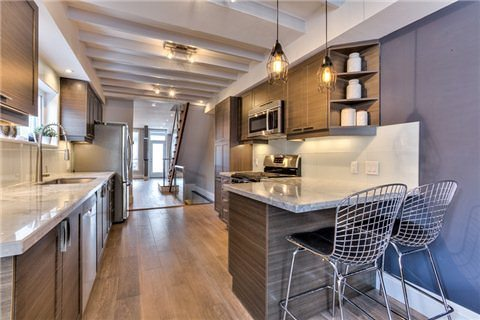 68 Wolseley Street Toronto House for Sale BREL Crush of the Week Kitchen