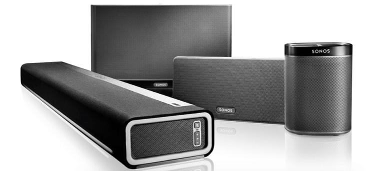 Sonos wireless speakers