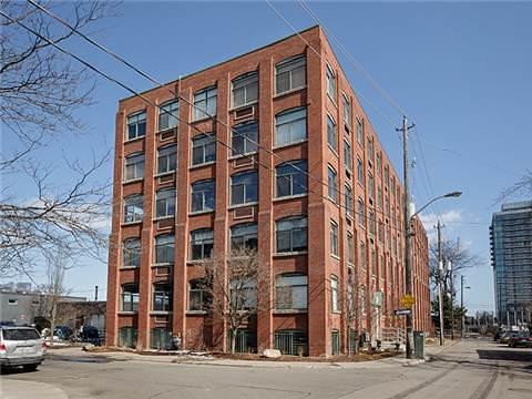24 Noble Street Loft for Sale Exterior