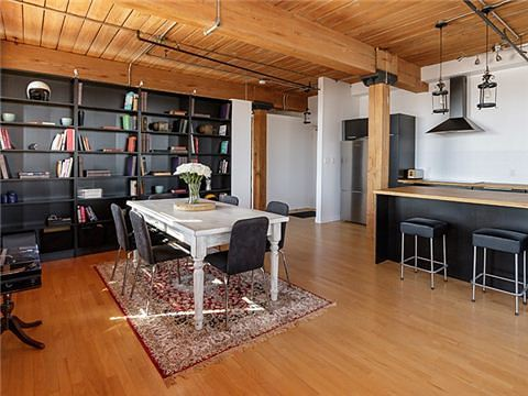 Noble Loft for Sale Toronto Dining