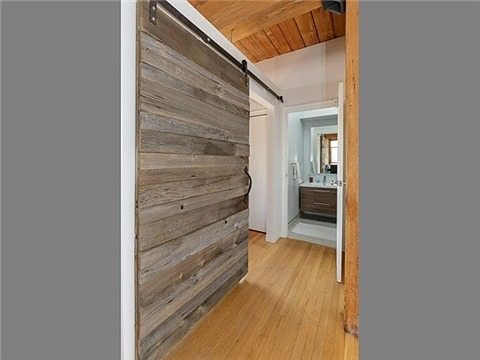 Noble Street Loft for Sale Hallway