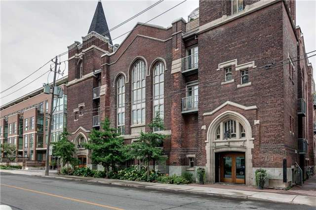 Dovercourt Lofts Toronto