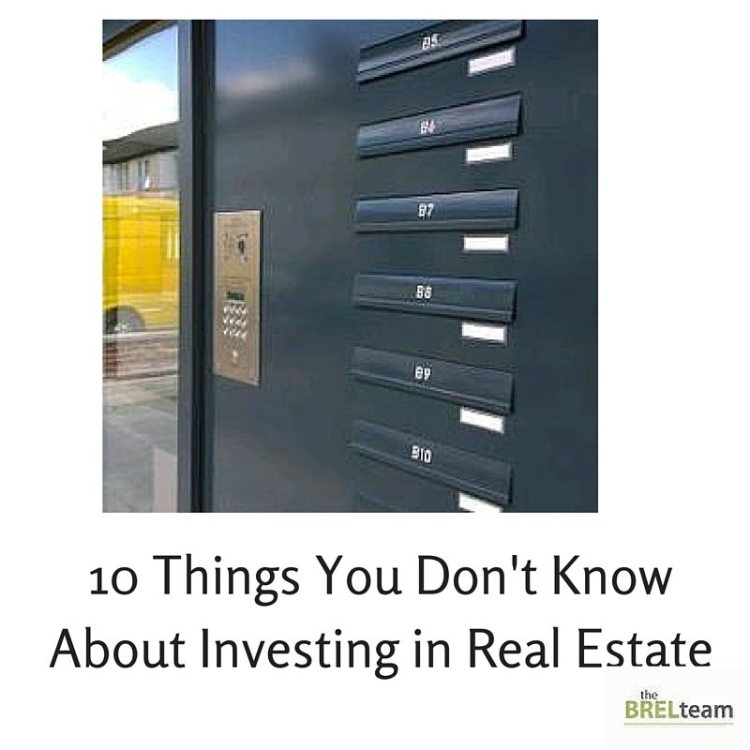 12 Things You Don't Know About Investing