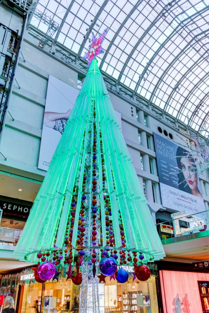 Eatons Centre Christmas 2015