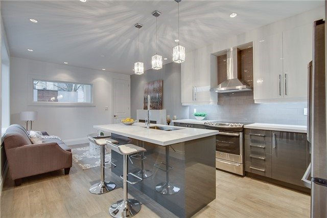 Leslieville Four Bed House for Sale