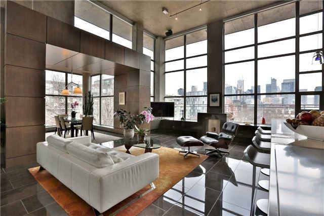 Stunning Toronto Loft for Sale