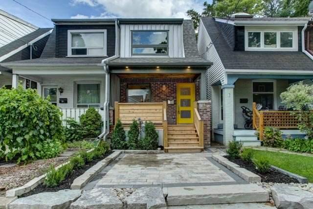 Semi Detached Danforth House for Sale