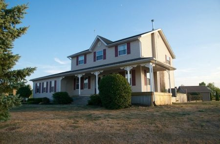 county house