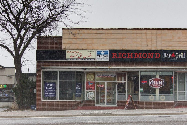 Commercial Lease Richmond Hill