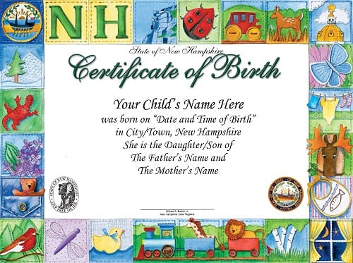 Editable Birth certificate Template Archives Word Templates