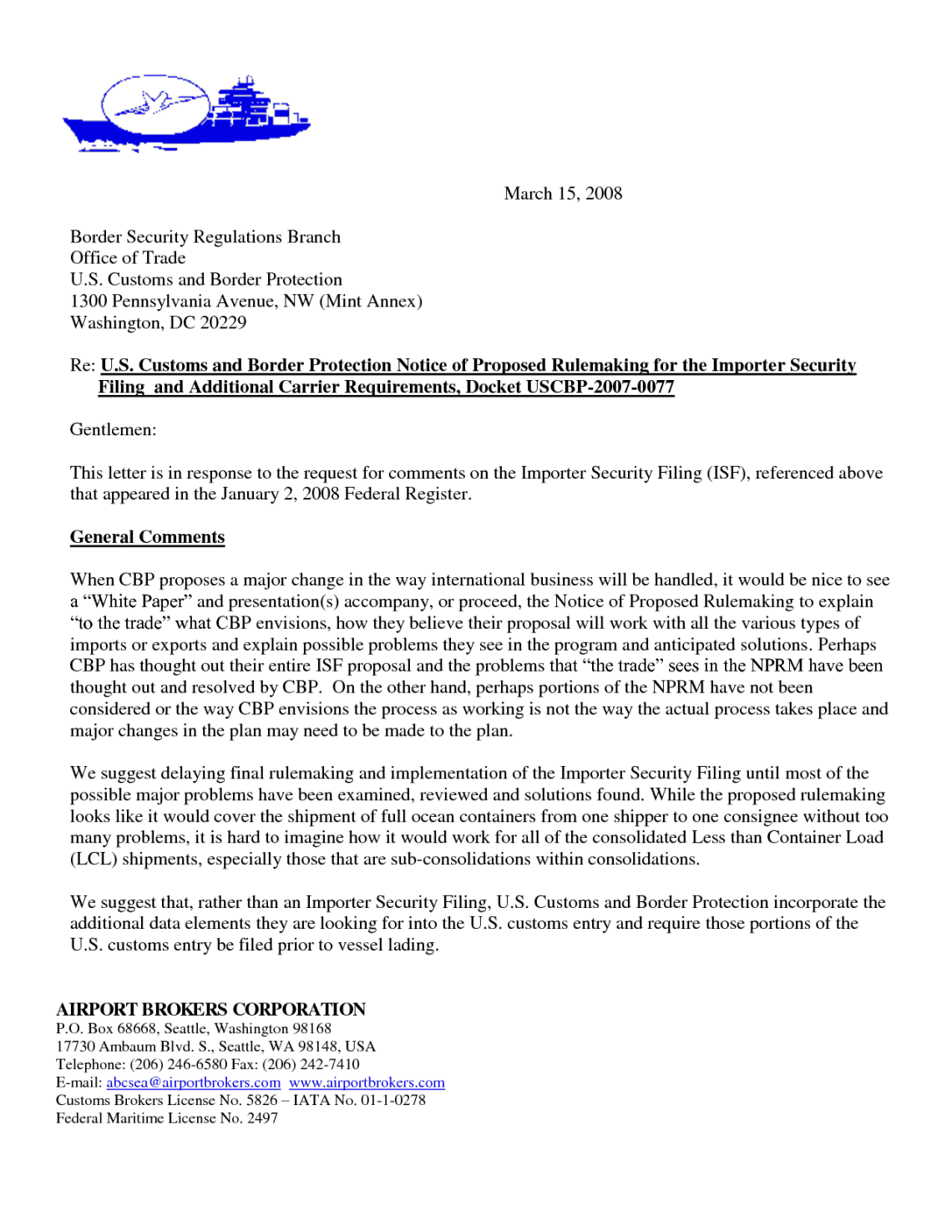 business proposal letter 4