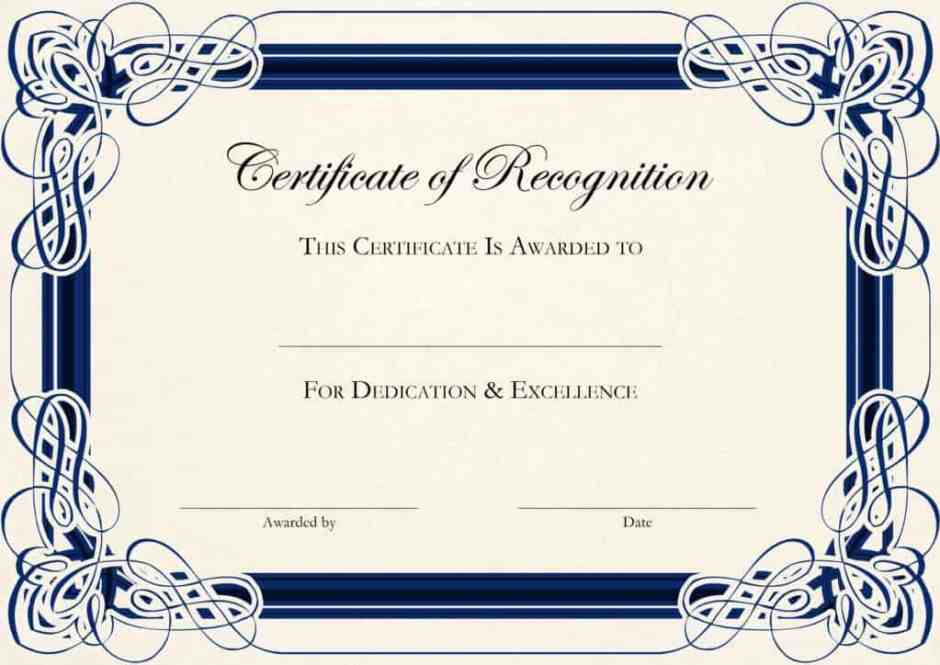 10 certificate of appreciation templates word excel pdf formats certificate of appreciation template free certificate of appreciation image 10 yelopaper Image collections