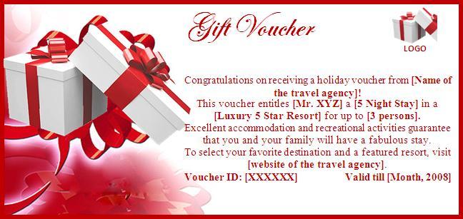 sample of gift voucher template radiovkm.tk