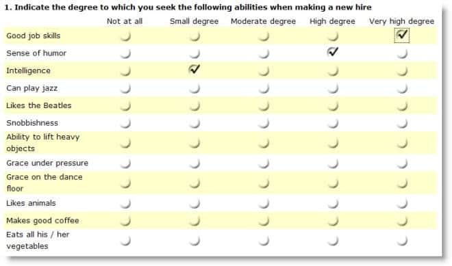 8 likert scale templates word excel pdf formats