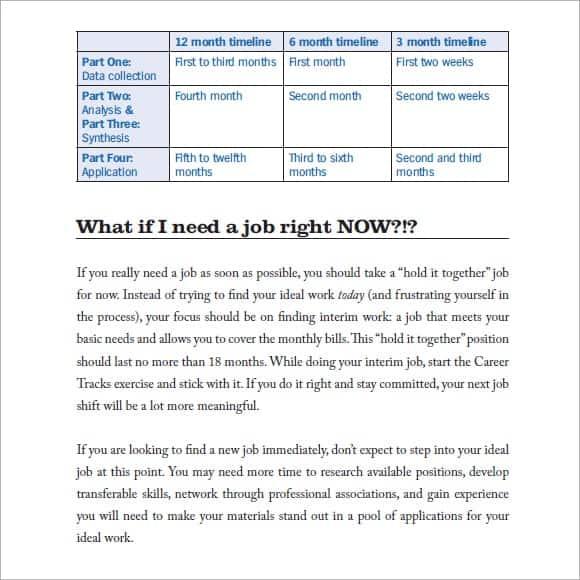 12+ Skills Assessment Templates   Word Excel Pdf Formats
