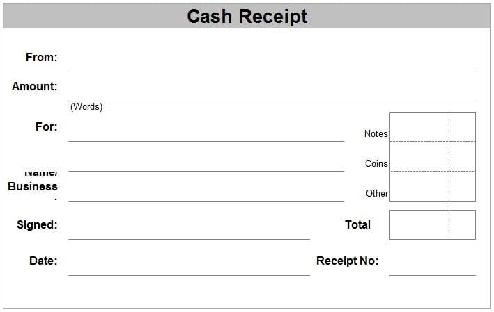 8 cash receipt templates word excel pdf formats cash receipt template 1 saigontimesfo