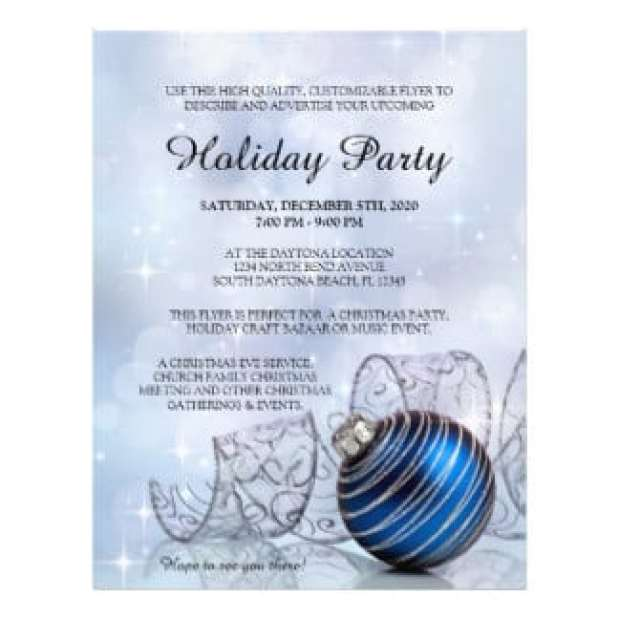 event flyer template 5