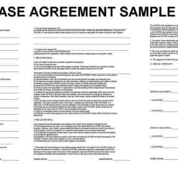 Apartment Lease Agreement Template Archives Word Templates - Apartment lease contract template