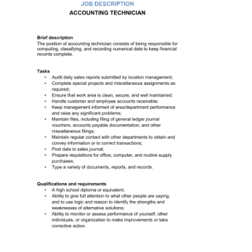 job description format archives word templates
