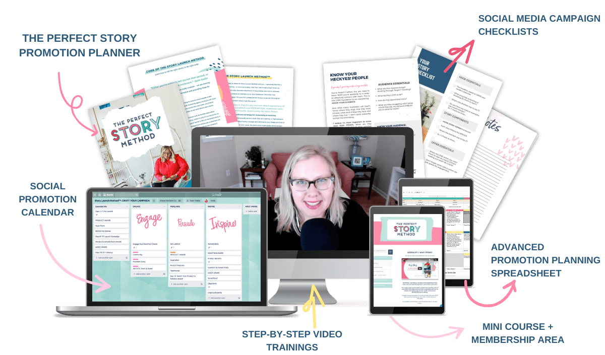 Kristen McCall – Story Launch Method