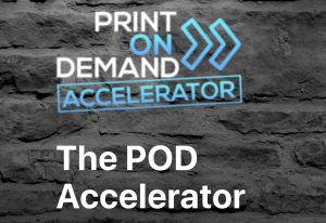 Read more about the article Joe Robert – Print On Demand Accelerator