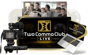 Read more about the article Russell Brunson – Two Comma Club LIVE Virtual Conference