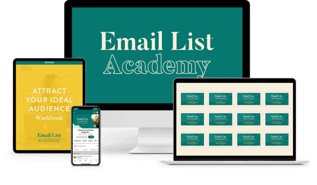 Read more about the article Melissa Griffin – Email List Academy