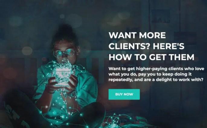 Mridu Khullar Relph – Higher-Paying Freelance Clients