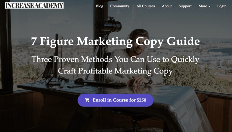 Read more about the article Sean Vosler – 7 Figure Marketing Copy Guide