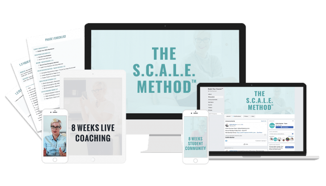 Read more about the article Caitlin Bacher – Scale Your Course
