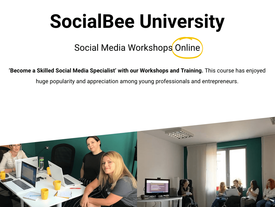 SocialBee – SocialBee University
