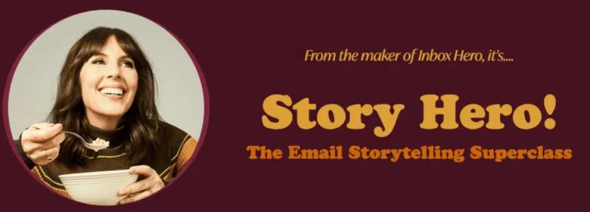 Laura Belgray – Story Hero
