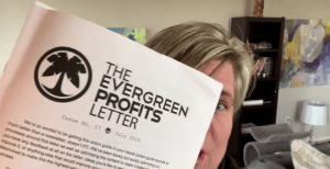 Read more about the article Hustle & Flowchart – Evergreen Profits Newsletter 2020-2021
