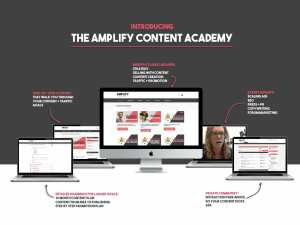 Read more about the article AmpMyContent – The Amplify Content Academy